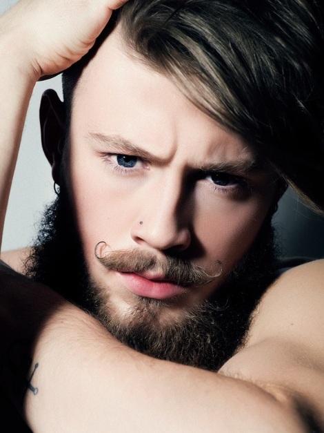 Declan-John Geraghty's Beard