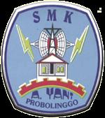 Logo SMK AHMAD YANI PROBOLINGGO