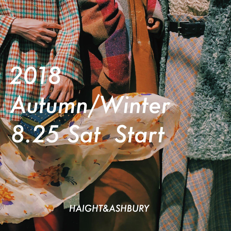 2018 Autumn/Winer