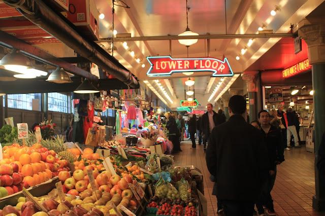 Pike's Place Market | Seattle, Washington