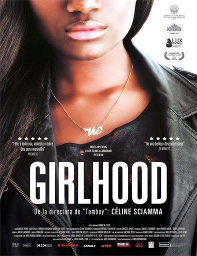 Ver Bande de filles (Girlhood) (2014) Online