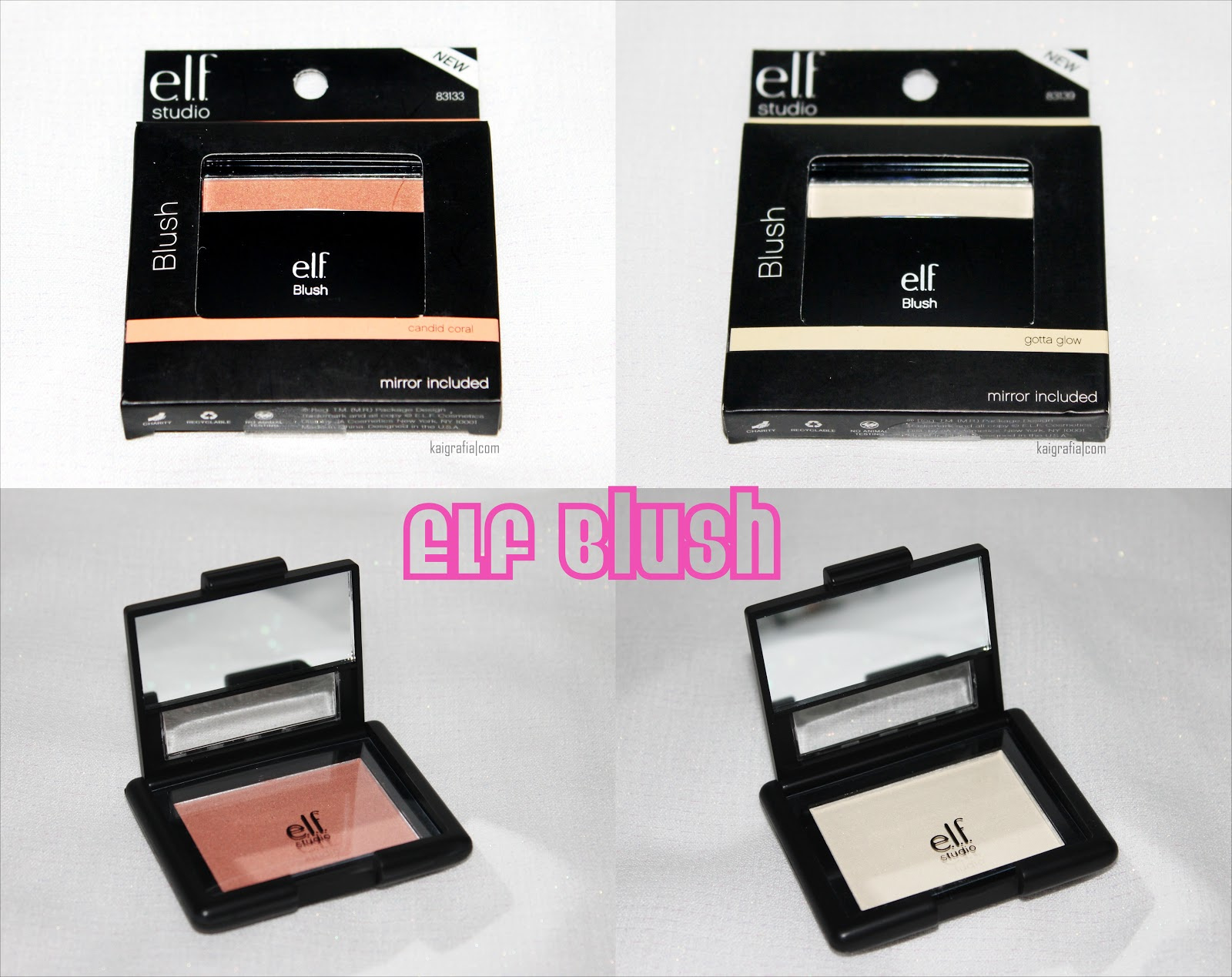 Affordable blush on