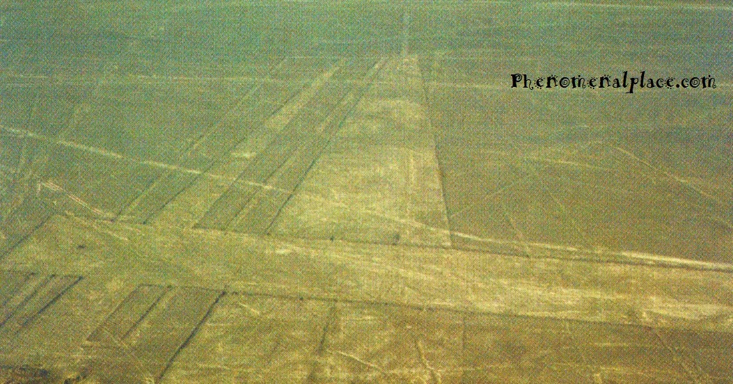 Mystery Of The Nazca Alien Runways Decoded Places On The Planet