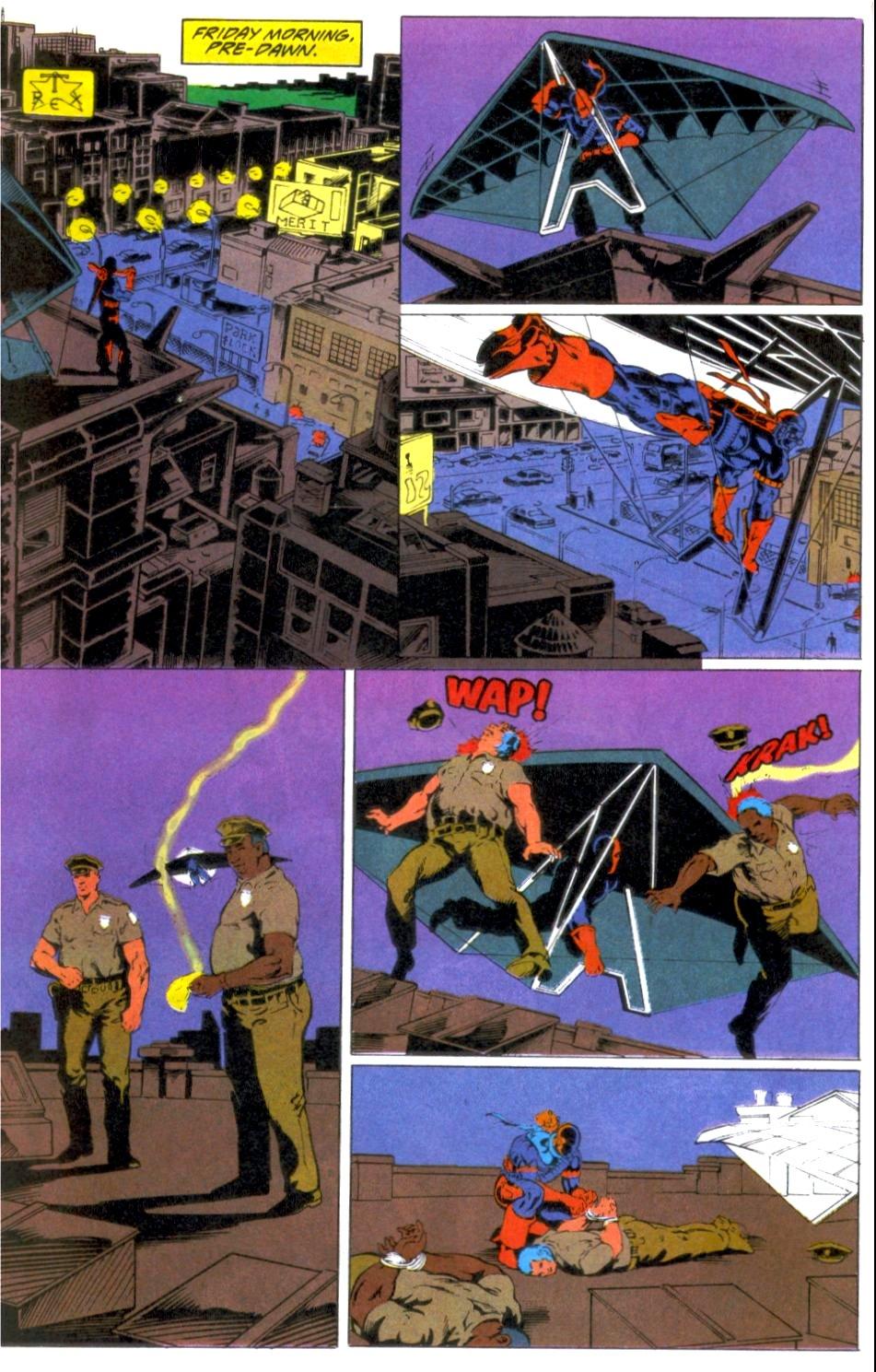 Deathstroke (1991) Annual 1 #1 - English 29