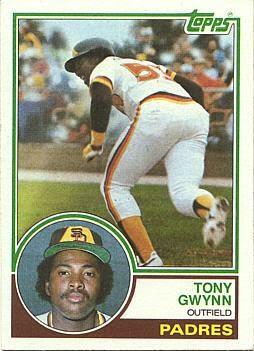 Tony Gwynn 1960 - 2014