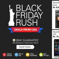 (Still live) Ebay Black Friday Rush : Get 15% OFF Using Paytm Wallet Offer : Buytoearn