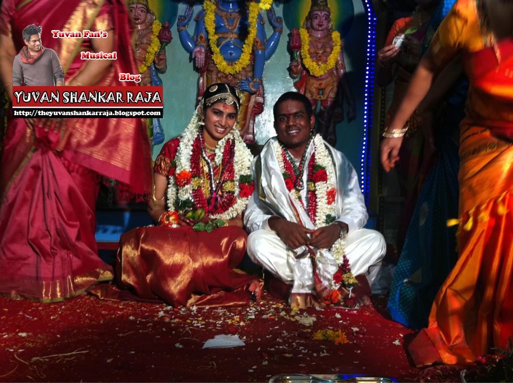 yuvan shankar raja marriage photos wallpapers yuvan