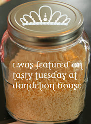 Featured TASTY TUESDAY button