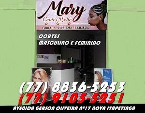 SALÃO DE BELEZA MARY
