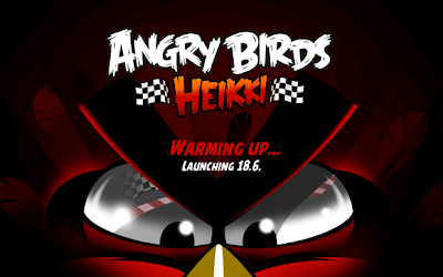 Angry Birds Heikki, a New Racing Game from Rovio Coming on June 18th