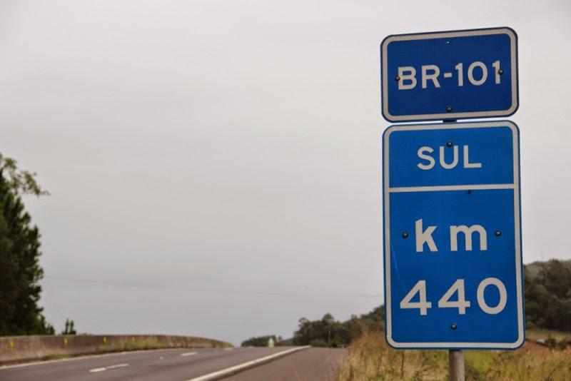 Agilidade para duplicar a BR-101 só depende do BID