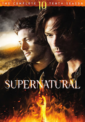 Supernatural (TV Series) S10 DVD R1 NTSC Latino