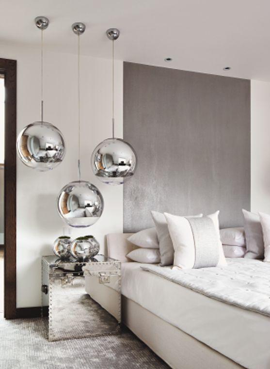 Love color decoracin en plata Blanco y de madera