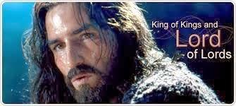 REI dos reis e SENHOR dos senhores