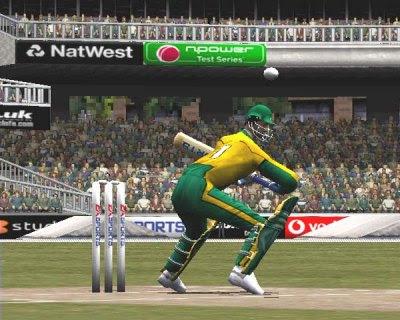 EA cricket 2002 images