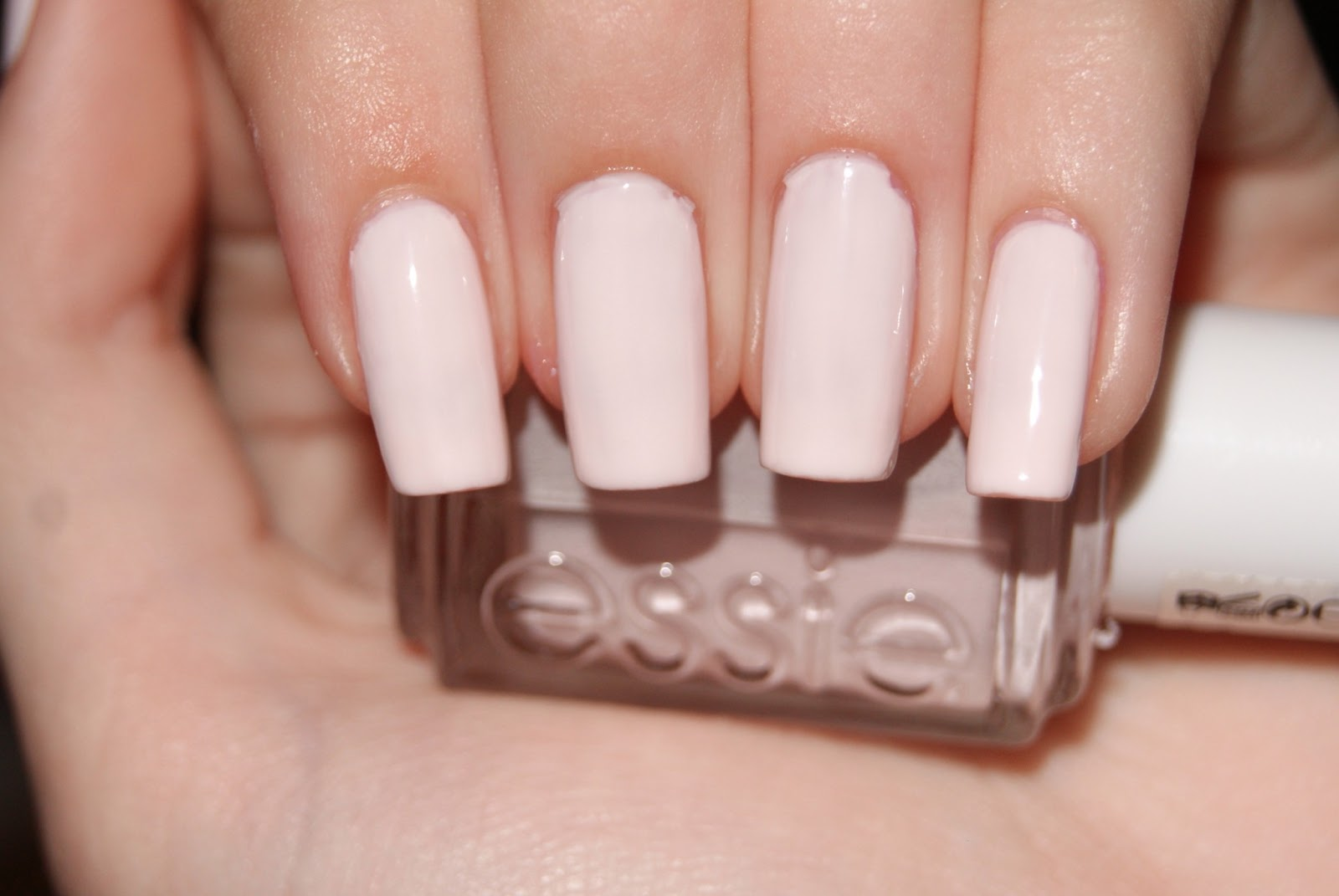... nails you see on tumblr. Hipster triangles and gradients. This is