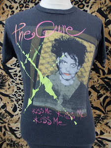 VTG THE CURE 80sSHIRT
