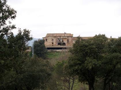 La masia El Muntanyà
