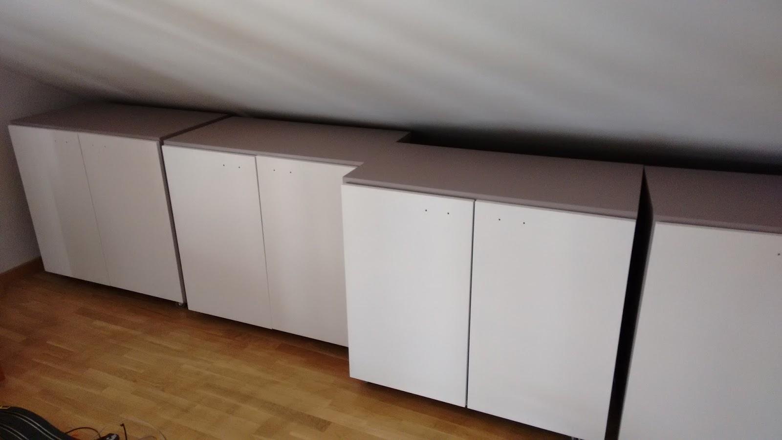 Muebles Para Buhardillas Los Muebles En La Cocina Una Idea  # Muebles Buhardilla