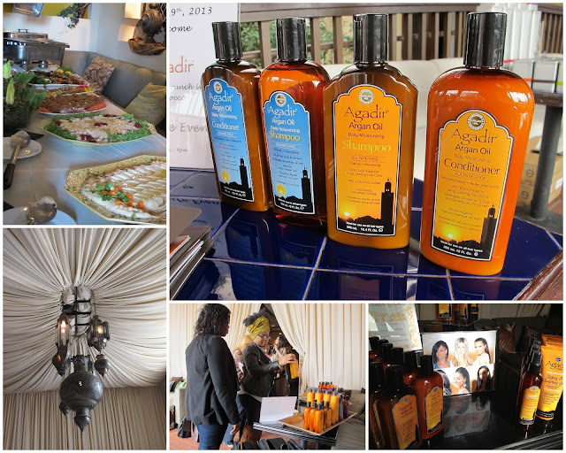 Agadir Argan Oil's Beauty Brunch in Morocco