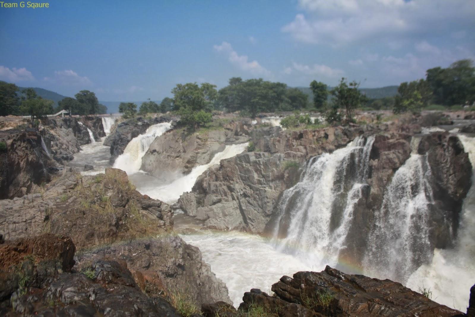 Hogenakkal Falls, Tamilnadu , Karnataka