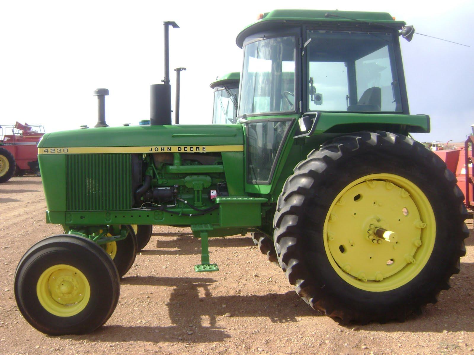 4230 John Deere : Maquinaria agricola industrial tractor john deere
