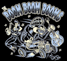 The Boom Boom Booms • London