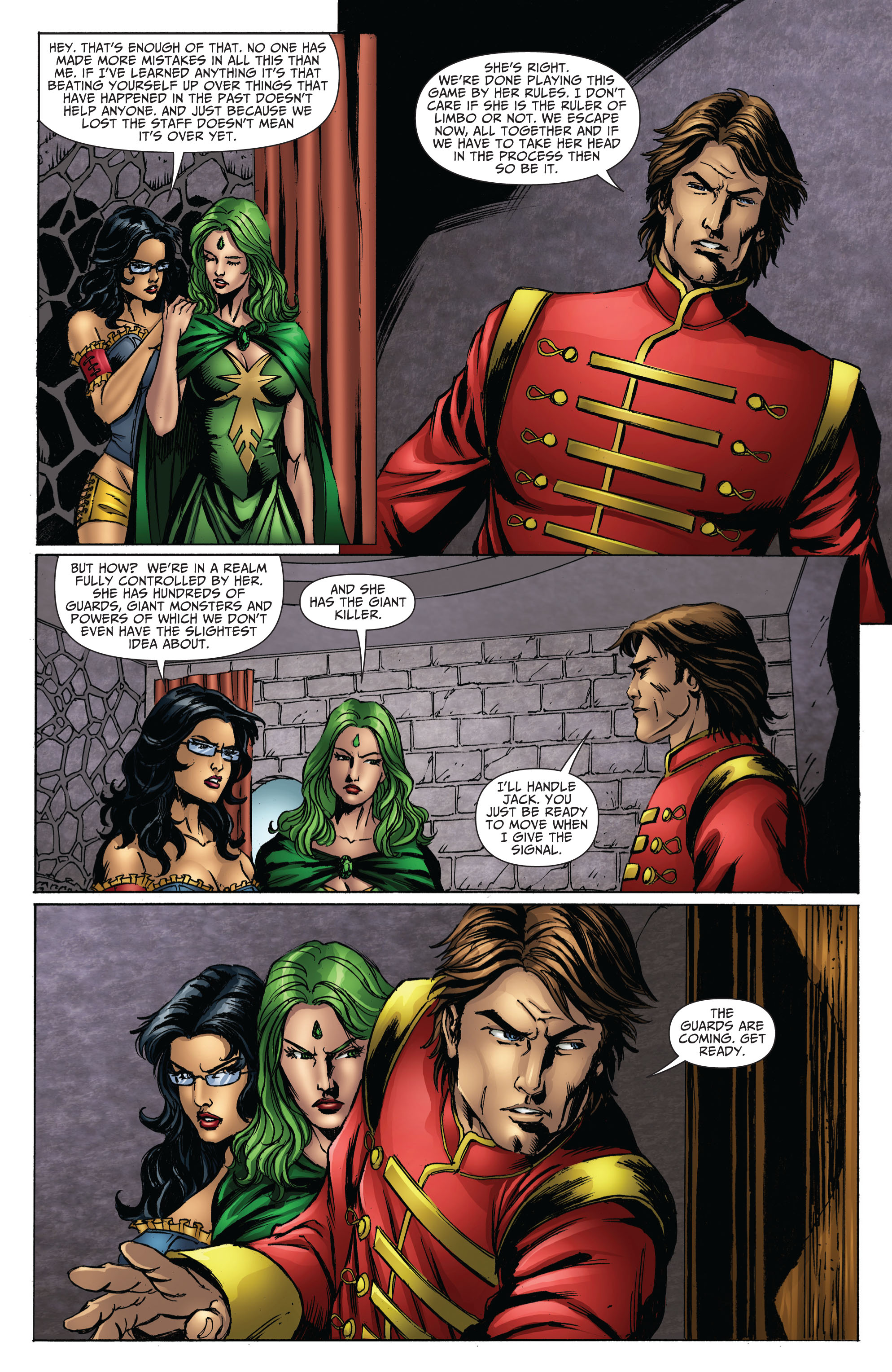 Grimm Fairy Tales (2005) Issue #70 #73 - English 7