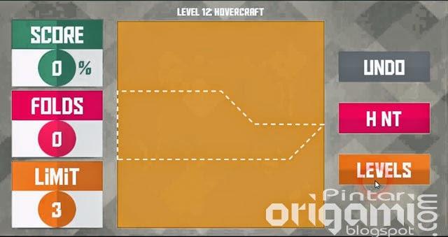 game android origami paperama