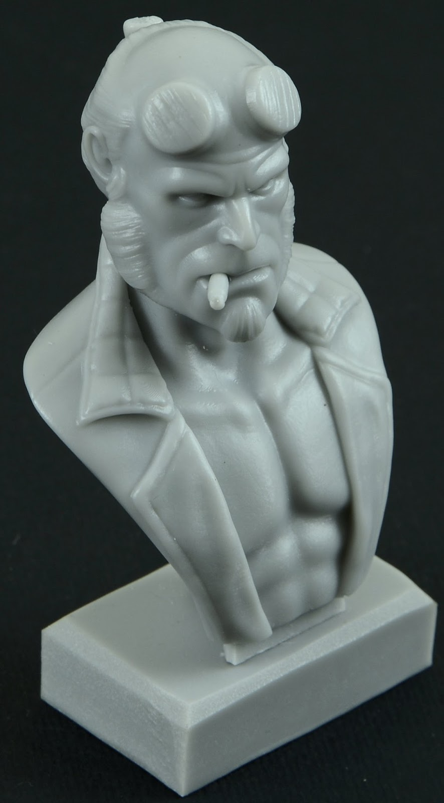 """Hellboy"" bust review - Pathos Miniatures"