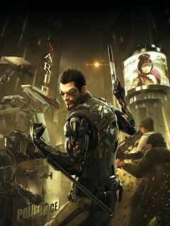 deus ex human revolution directors cut artwork 1 E3 2013   Deus Ex: Human Revolution   Directors Cut (Multi Platform)   Screenshots, Artwork, & Press Release