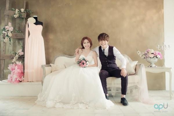 Ảnh cưới đẹp Bê Trần, Quỳnh Anh Shyn