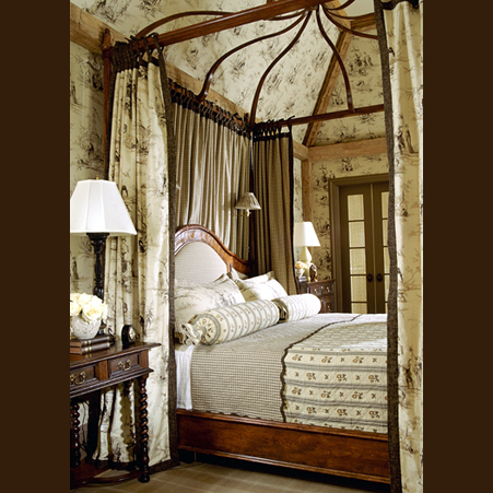 Fabulously french the enchanted home for Rustic french bedroom