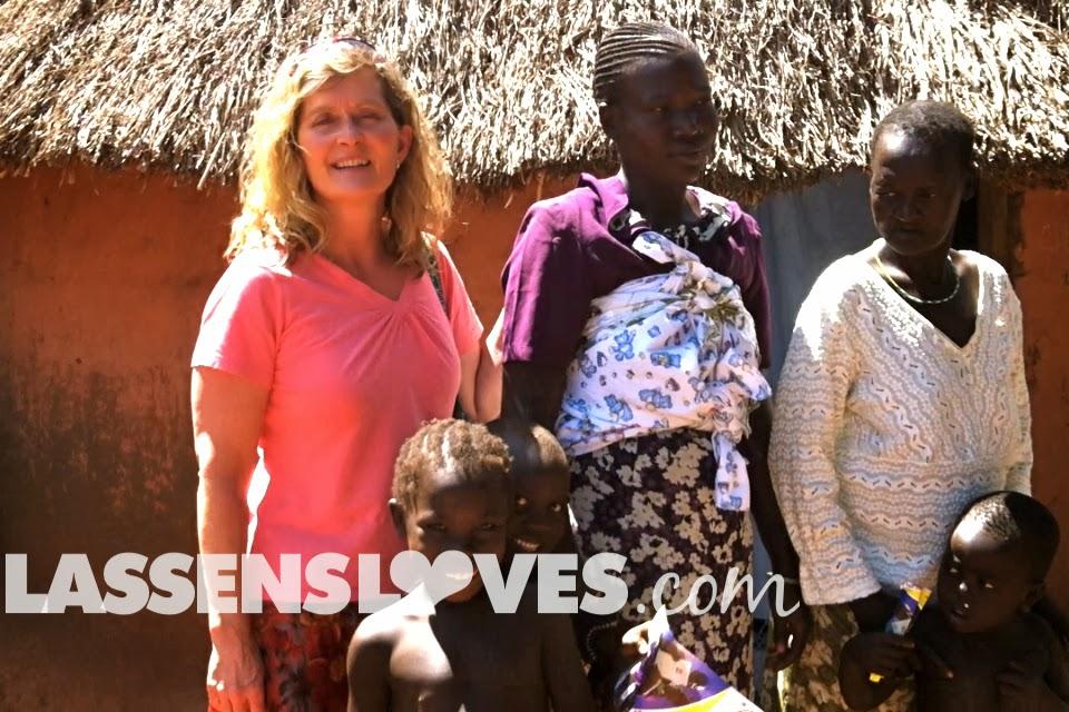 lassensloves.com, Lassen's, Gulu+Uganda, Africa+huts, thrive+gulu