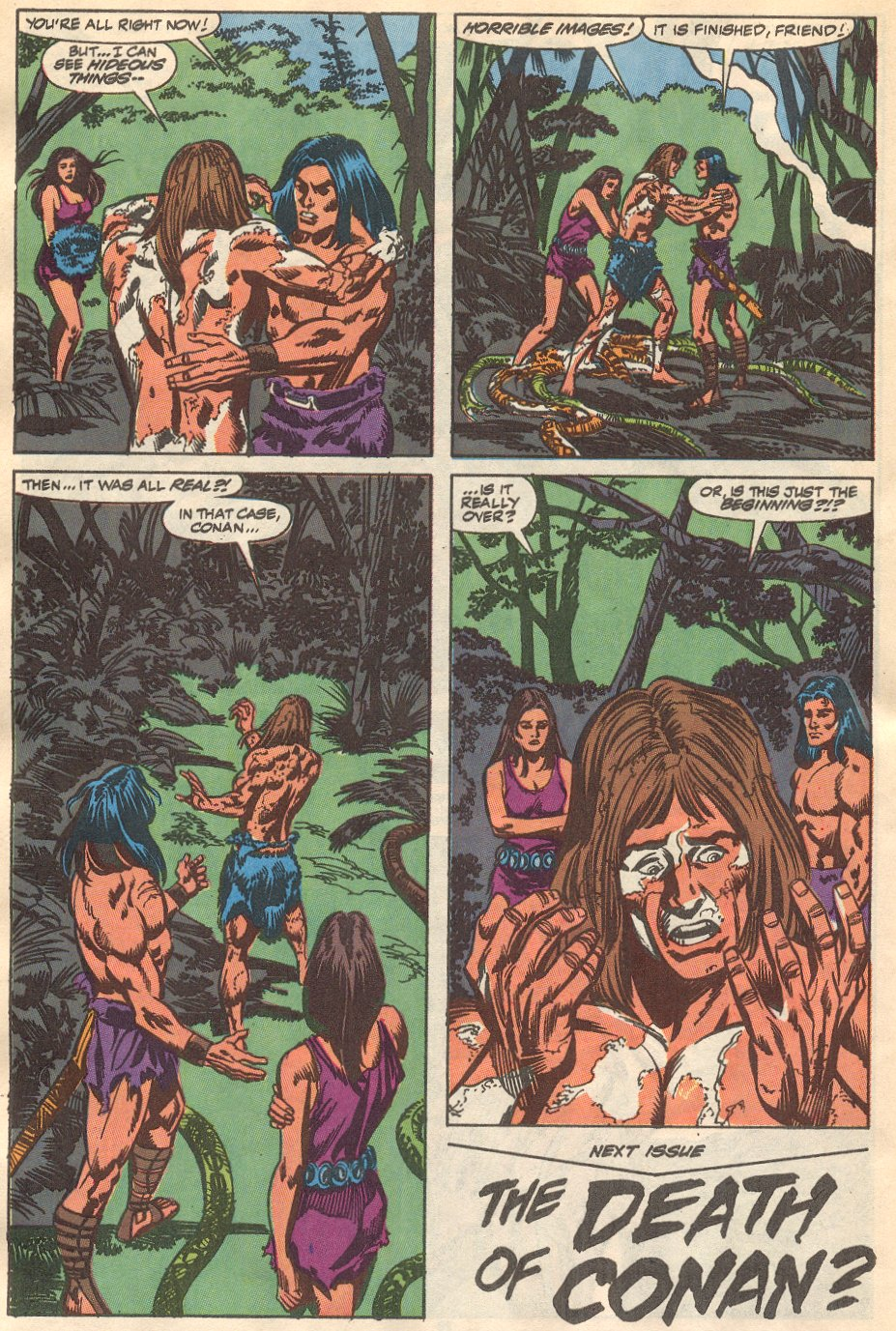 Conan the Barbarian (1970) Issue #237 #249 - English 23