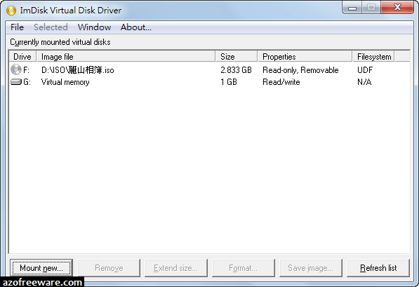 how to create a virtual floppy drive on windows 8.1