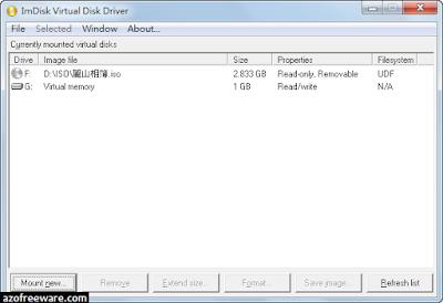 ImDisk Virtual Disk Driver