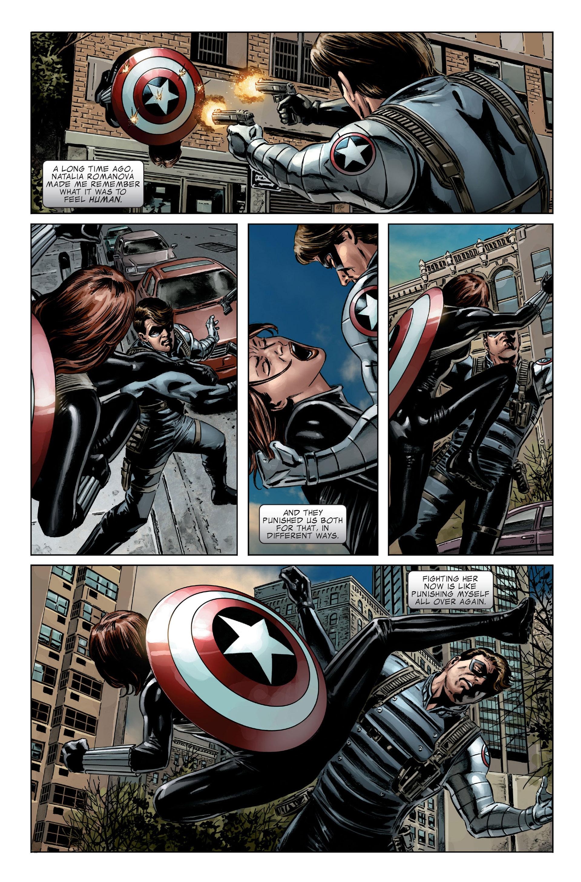 Captain America (2005) Issue #27 #27 - English 18