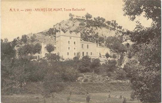 Can Bellsolell de la Torre Arenys de Munt