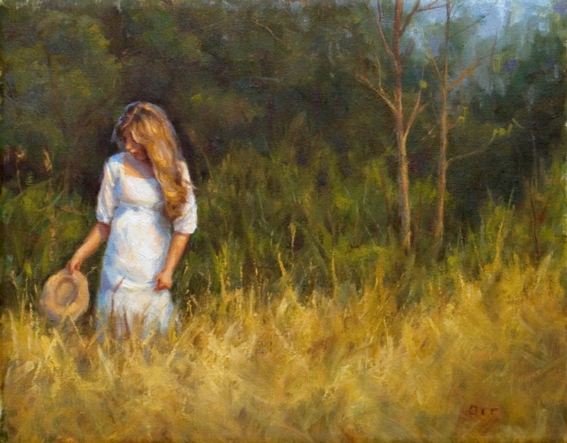 Andrea Orr | American Figurative painter