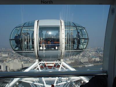 Dica sobre a London Eye