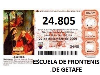 Loteria de Navidad 2016