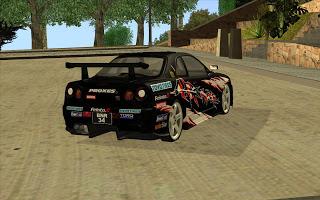 Gta Sa Mods Collection Nissan Skyline Evolusi Kl Drift