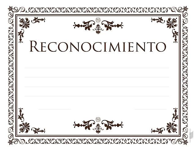 Formatos para diplomas de honor - Imagui
