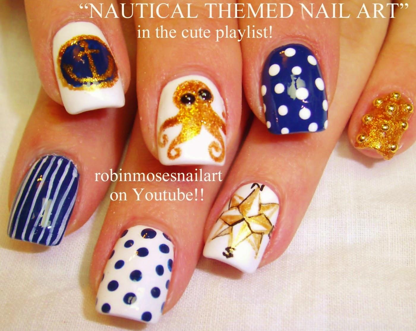 Robin moses nail art summer nails summer nail art summer fierce fire water nail art prinsesfo Image collections
