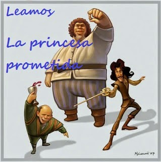 #LeamosLaprincesaprometida