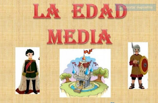 http://es.slideshare.net/tesabaquero/edad-media-para-nios