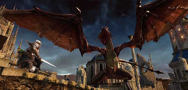 Dark Souls 2: Scholar of the First Sin Trailer