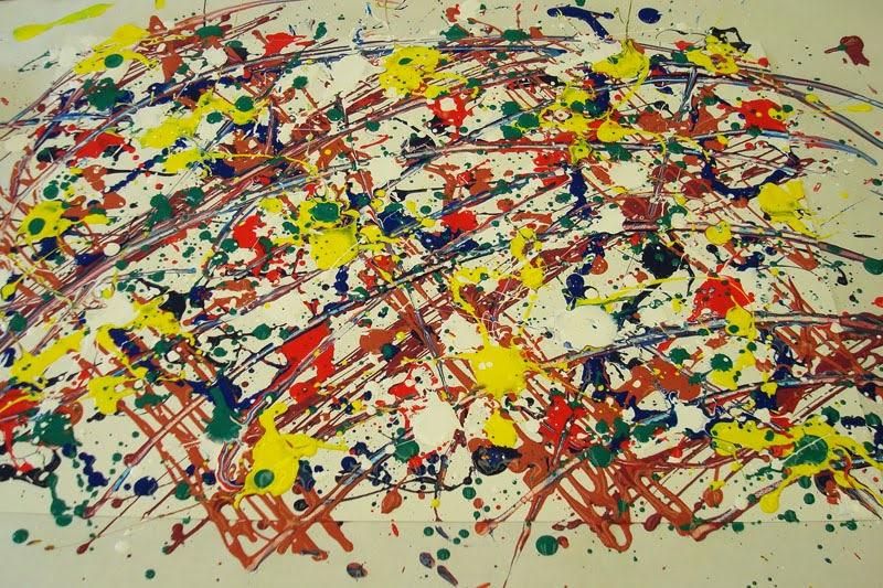 Jackson pollock obras mais importantes