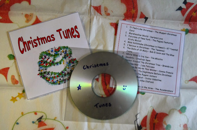 Thrifty Gifty Presents Christmas CD